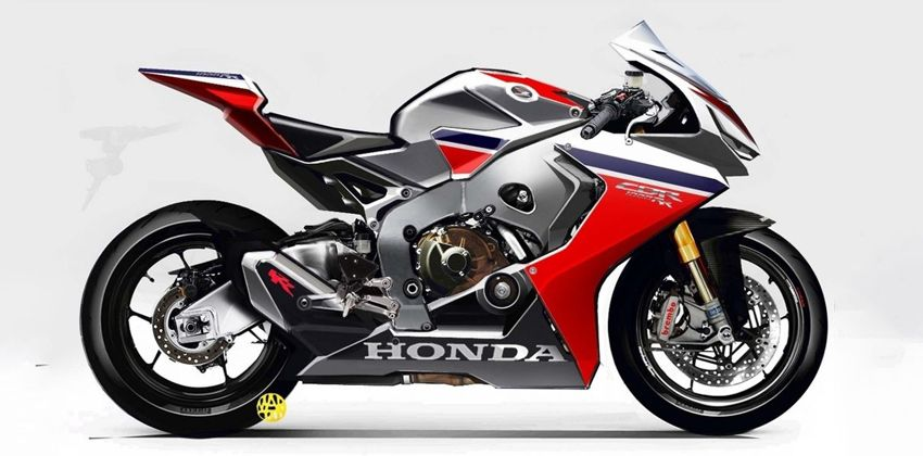 2019 Honda Cbr1000rr Fireblade To Come With More Power And Better