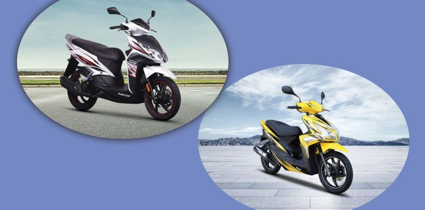 SYM Jet Power 125 vs Modenas Karisma 125