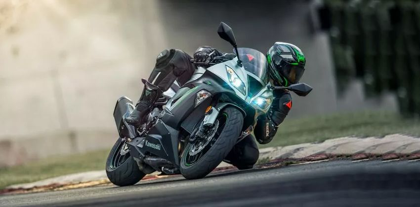 new 2019 ZX-6R