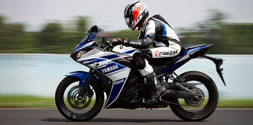 Yamaha YZF-R25 ride quality