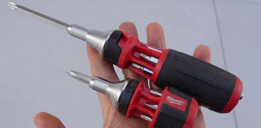 Multi-bit screwdriver